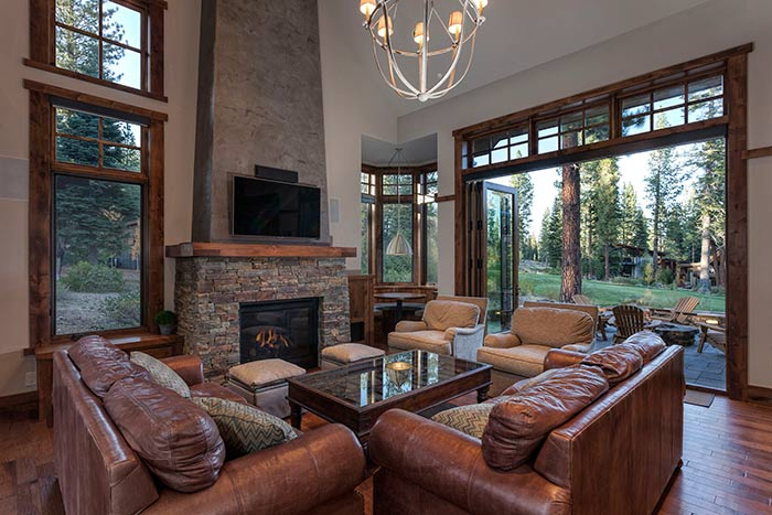 Martis Camp - Lot 257 - Living Room