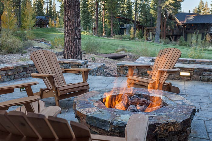Martis Camp - Lot 257 -  Fireplace