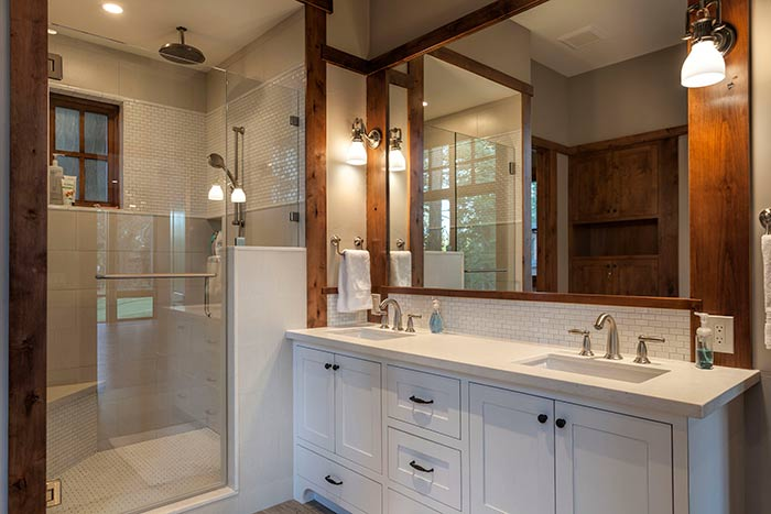 Martis Camp - Lot 257 -  Bathroom Shower