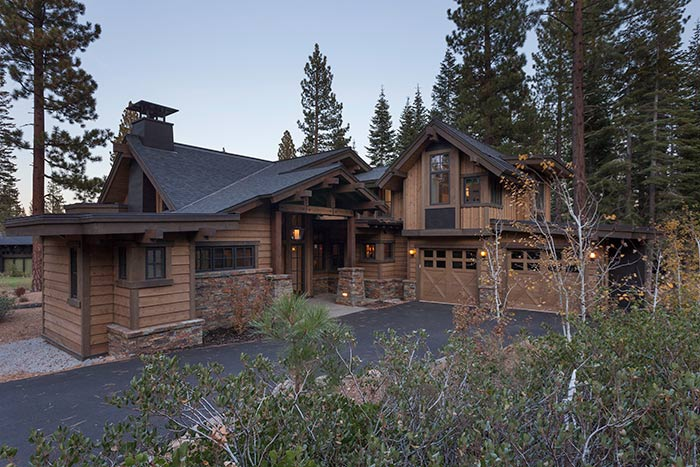 Martis Camp - Lot 257 -  Exterior Front