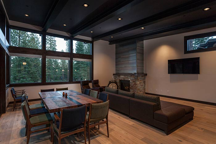 Martis Camp - Lot 365 - Dining Room