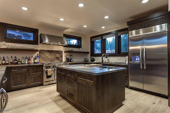 Martis Camp - Lot 365 - Kitchen Island