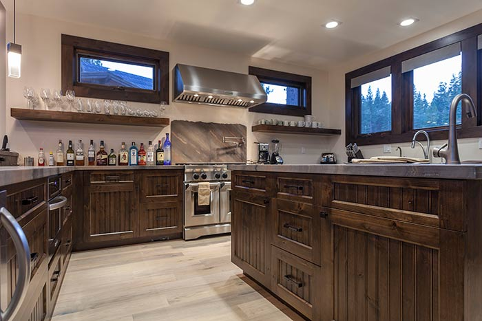 Martis Camp - Lot 365 - Kitchen Stove