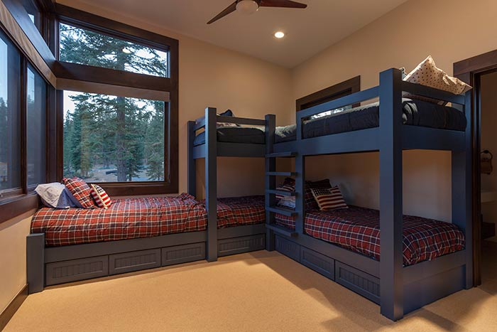 Martis Camp - Lot 365 - Bunkroom