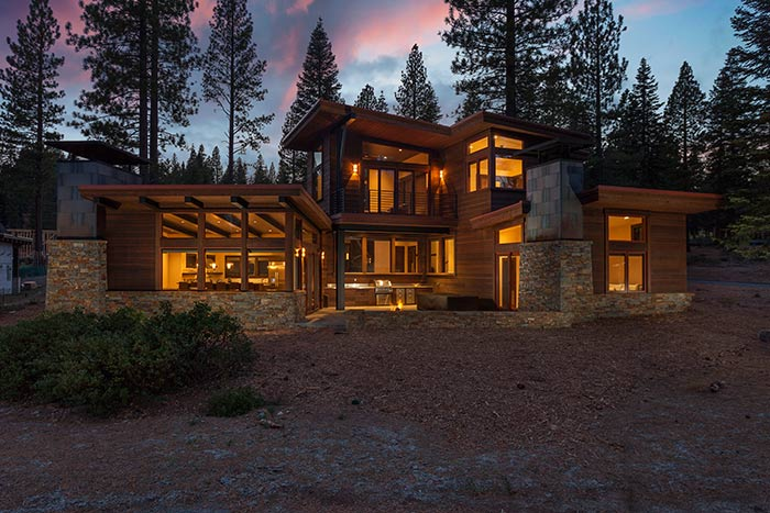 Martis Camp - Lot 365 - Exterior Back