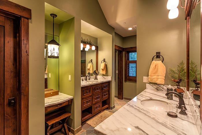 Martis Camp - Lot 270 - Bathroom 2