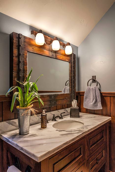 Martis Camp - Lot 270 - Bathroom Vanity