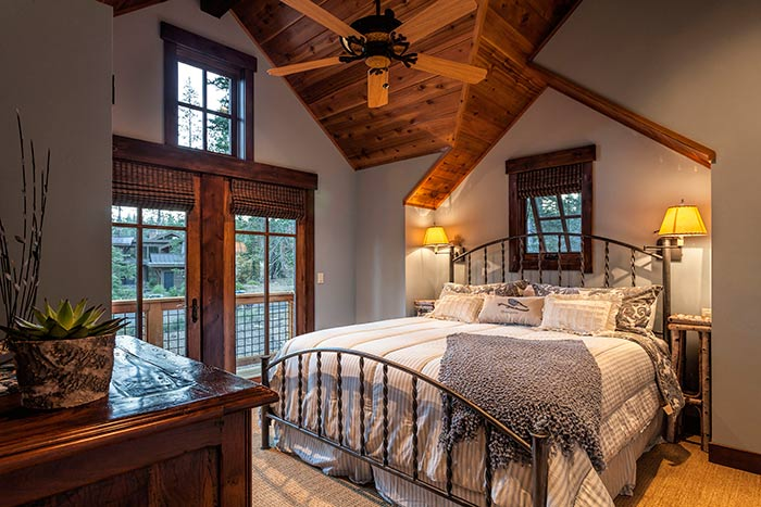 Martis Camp - Lot 270 - Bedroom 2