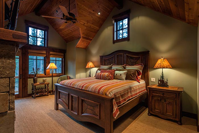 Martis Camp - Lot 270 - Bedroom 3