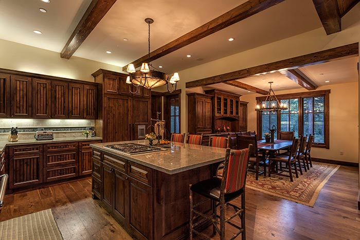 Martis Camp - Lot 270 - Kitchen Bar
