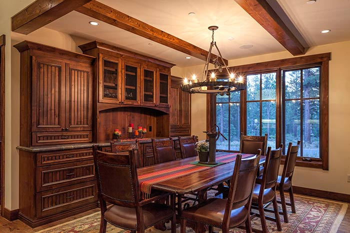 Martis Camp - Lot 270 - Dining Room