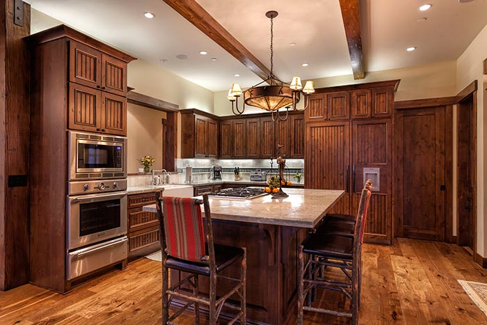 Martis Camp - Lot 270 - Kitchen
