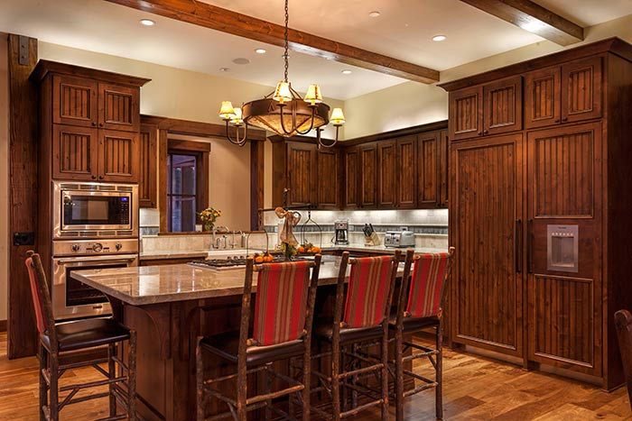 Martis Camp - Lot 270 - Kitchen 2