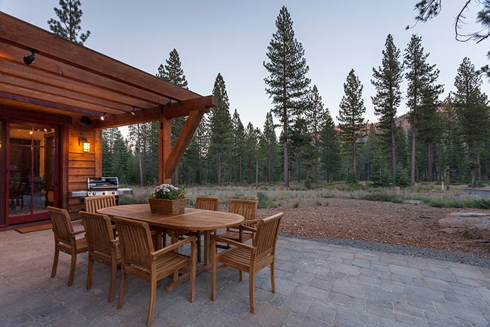 Martis Camp - Lot 270 - Exterior Patio