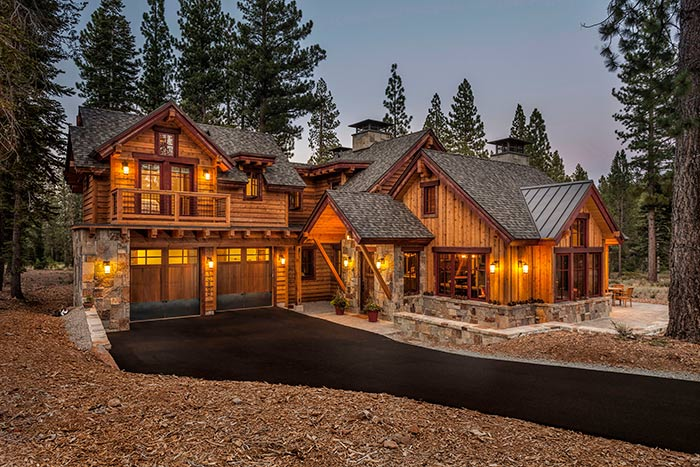Martis Camp - Lot 270 - Exterior Front