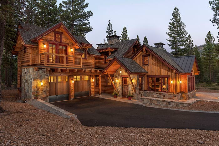 Martis Camp - Lot 270 - Exterior Front 2