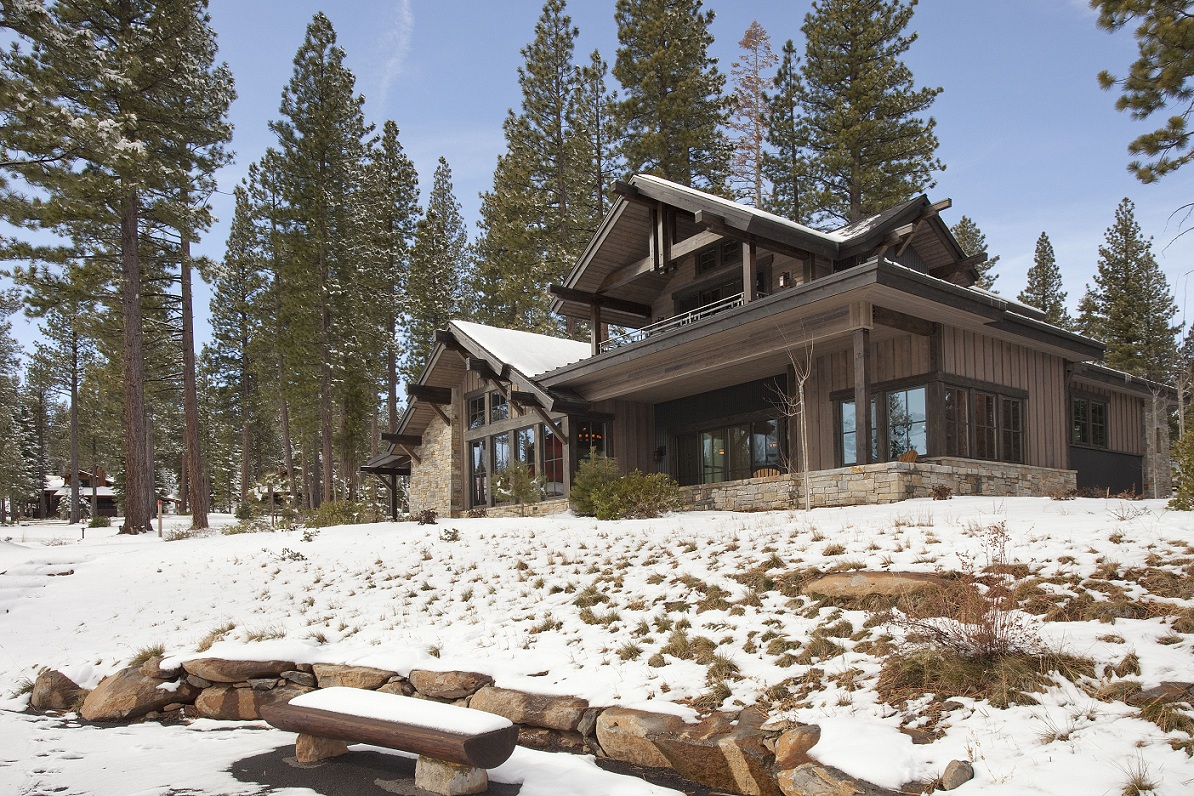 Martis Camp - Lot 301 - Exterior Back