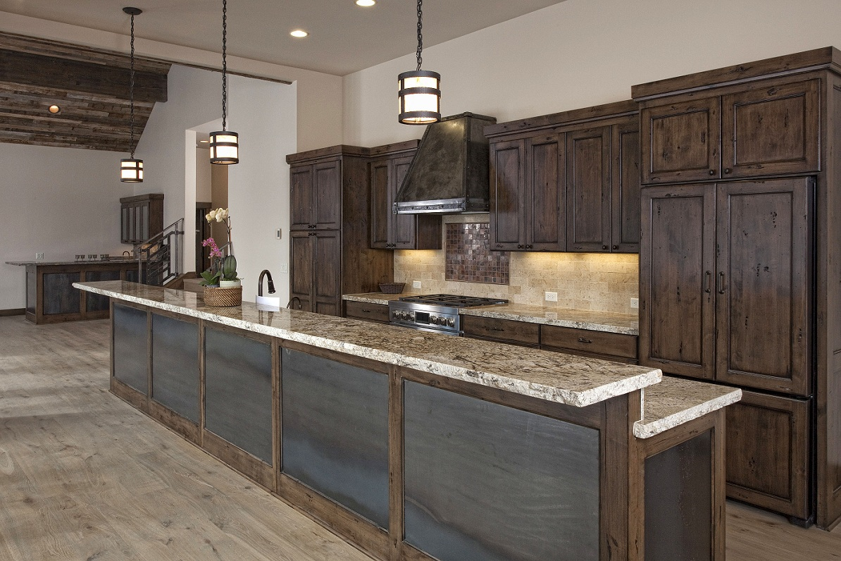 Martis Camp - Lot 301 - Kitchen  Ba