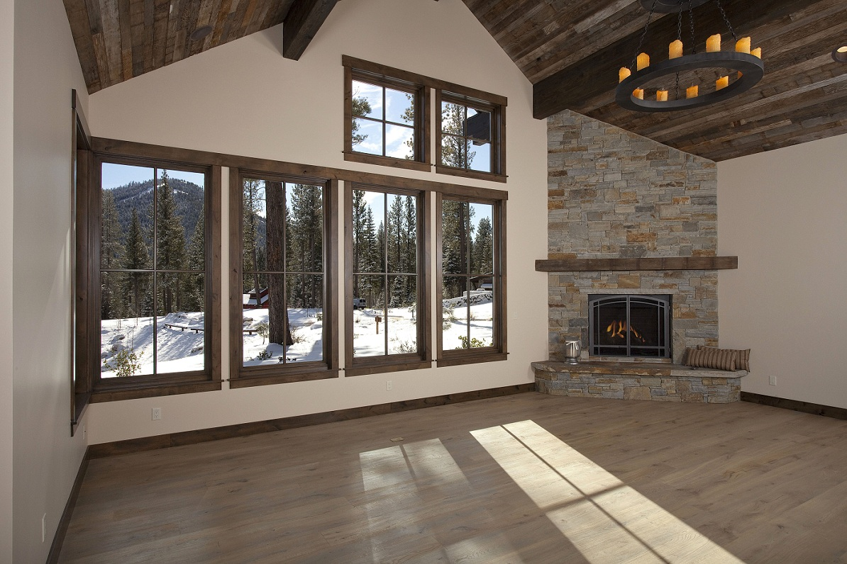 Martis Camp - Lot 301 - Living Room