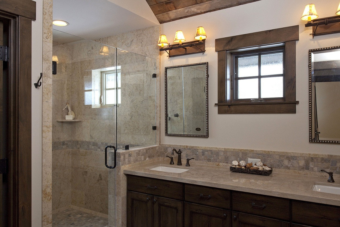 Martis Camp - Lot 301 - Master Bathroom